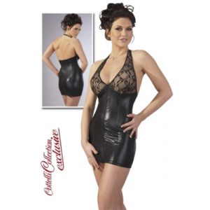 Abitino clubwear wetlook tg S - sexy shop La Passione Verona
