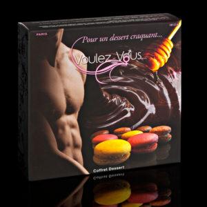 Cofanetto regalo Voulez-Vous Dessert - sexy shop La Passione Verona