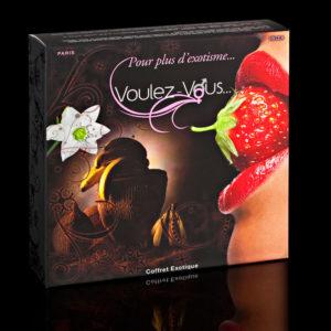 Cofanetto regalo Voulez-Vous Exotique - sexy shop La Passione Verona
