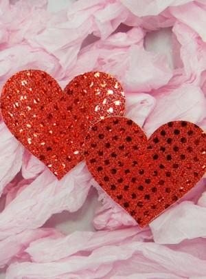 Copricapezzoli cuore