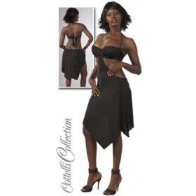 abito con reggiseno incorporato  - sexy shop la passione verona